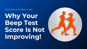 Intensity In Your Beep Test Training