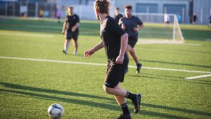 The Beep Test And Soccer Fitness